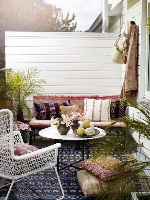Get the Look: A Boho Patio | lark&linenlark&linen