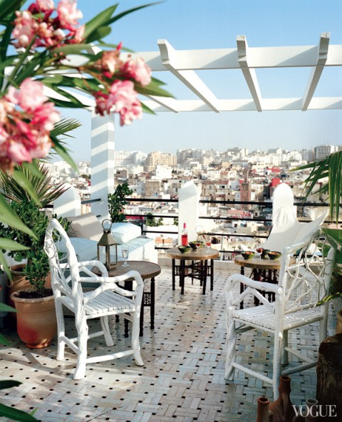 Bruno-Frisoni-Vogue-Moroccan-home-terrace