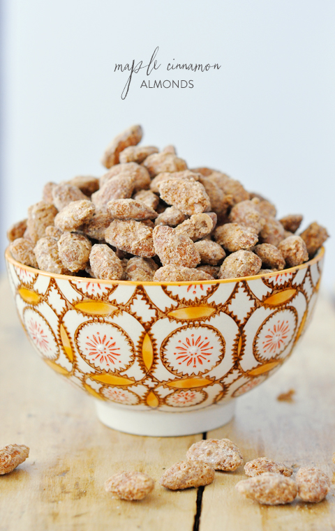 Maple-Cinnamon-Almonds