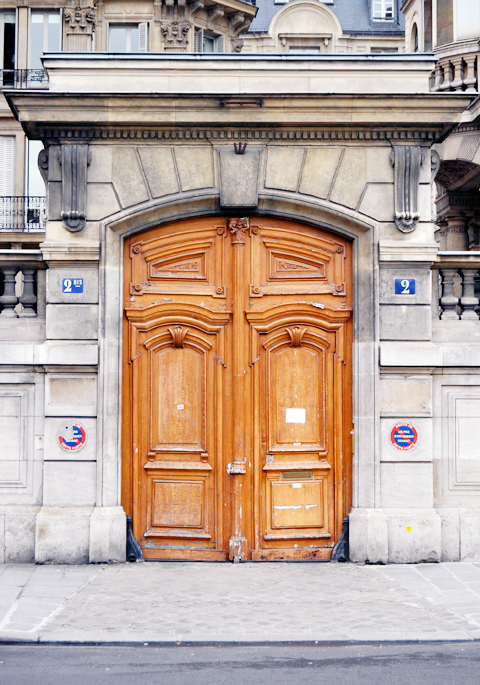 paris-door