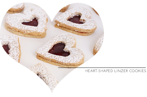 Heart-Shaped-Linzer-Cookies