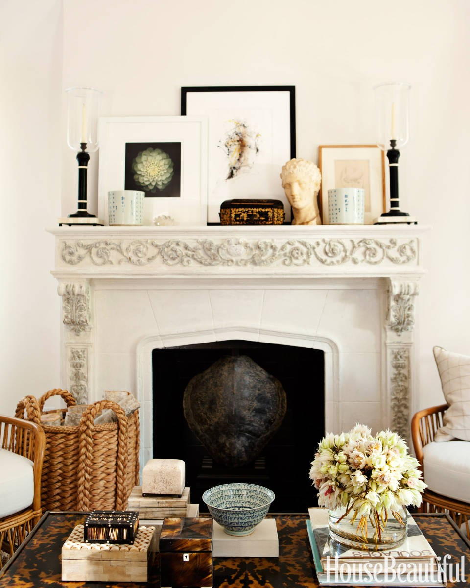 ... Stone Fireplace Living Room ... Part 74
