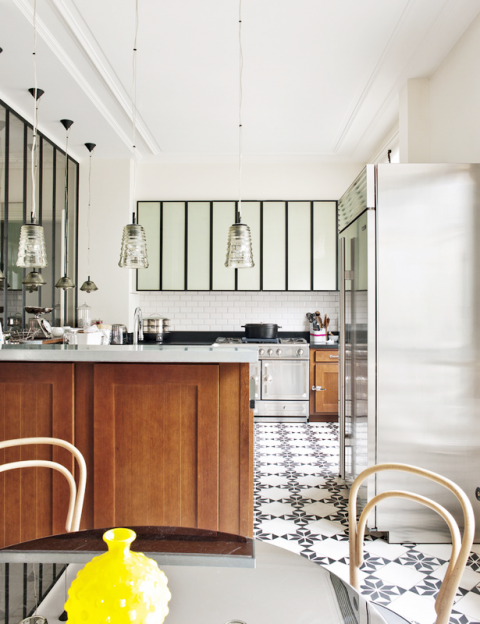 paris apartment_kitchen 2