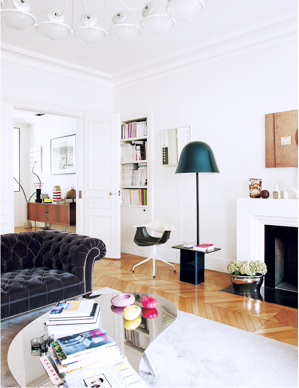House Envy An Apartment In Paris Lark amp Linen