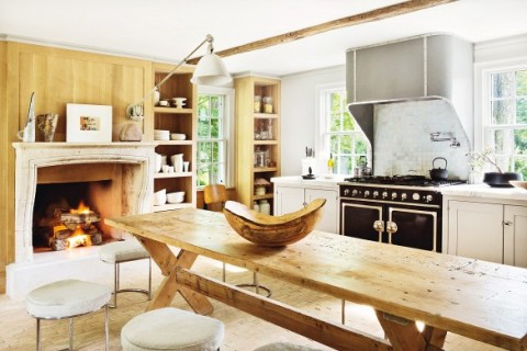 rustic modern - kitchen