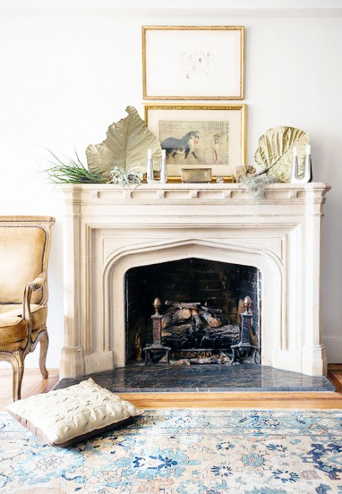 Dream fireplace