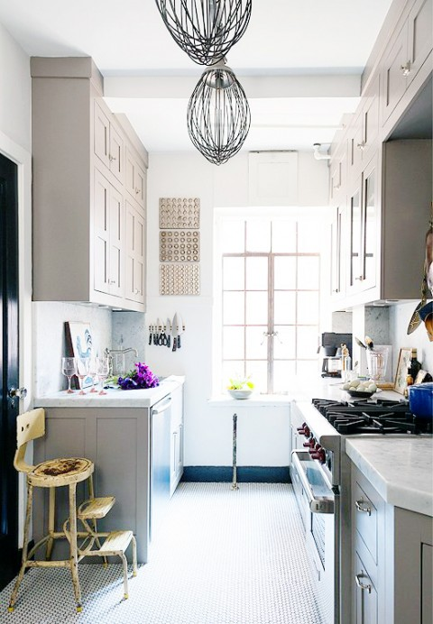 The perfect small kitchen