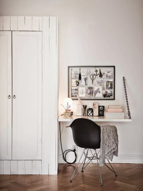 Lovely office nook