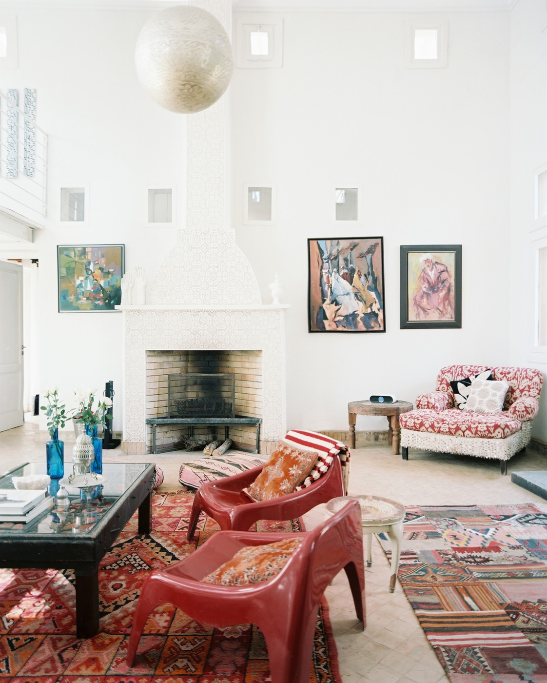 House Envy: A Moroccan Home Tour | lark & linen