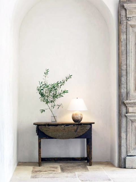 simple foyer