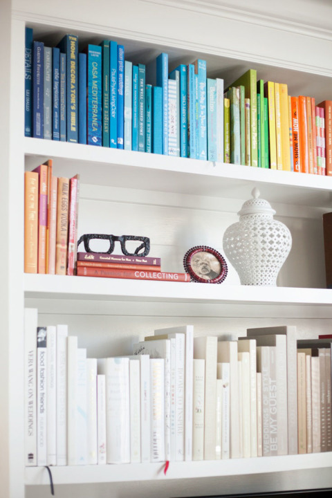 Beautiful Bookshelf Styling Ideas