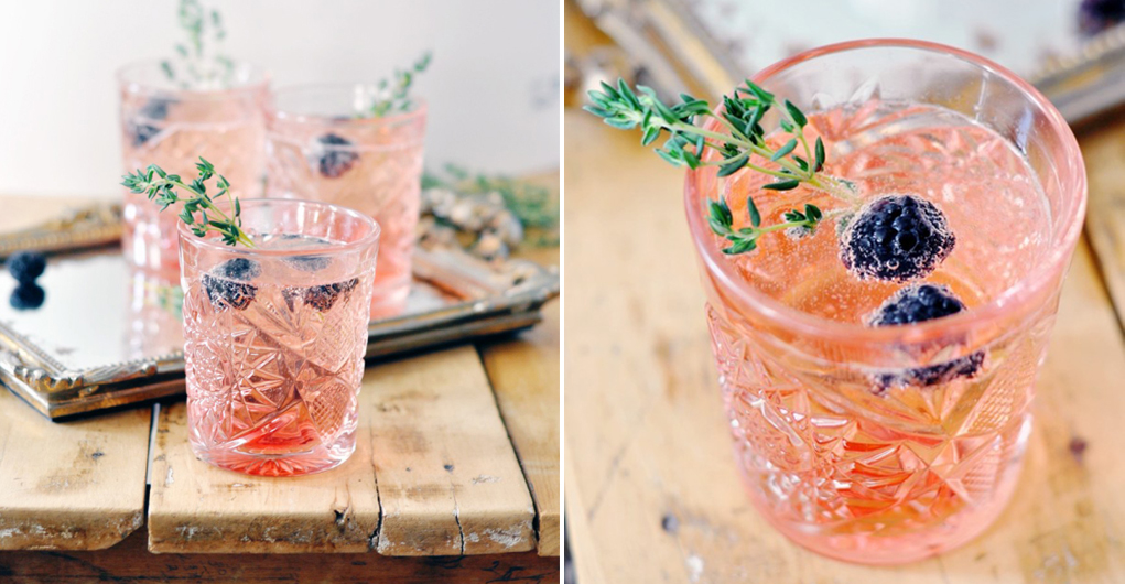 The Love Potion Cocktail | lark & linen
