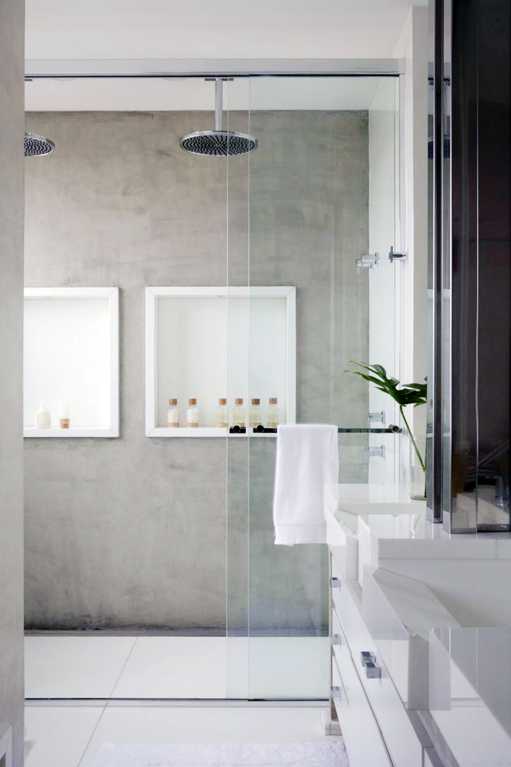 Bathroom inspiration lark linen for Bathroom design inspiration