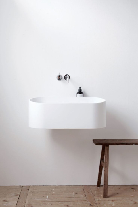 Floating sink