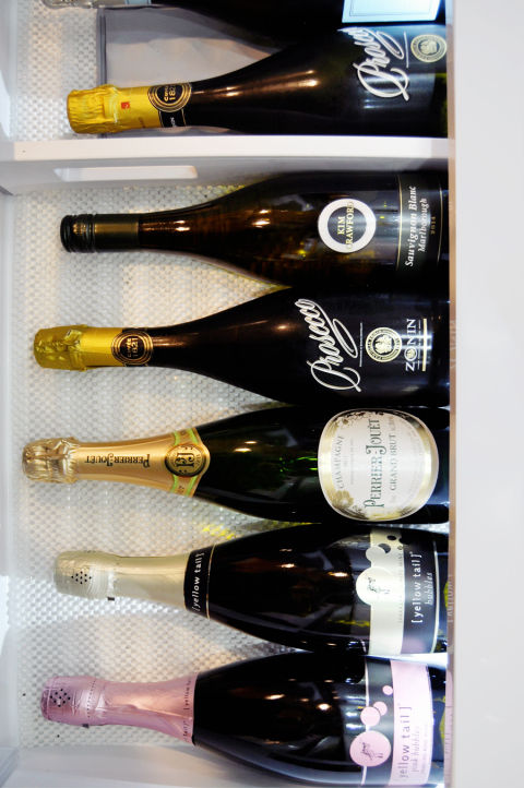 Champagne drawer