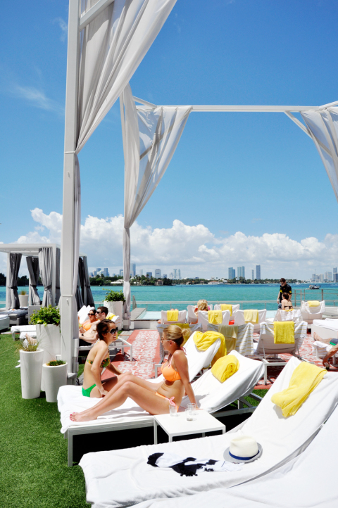 The Mondrian, Miami