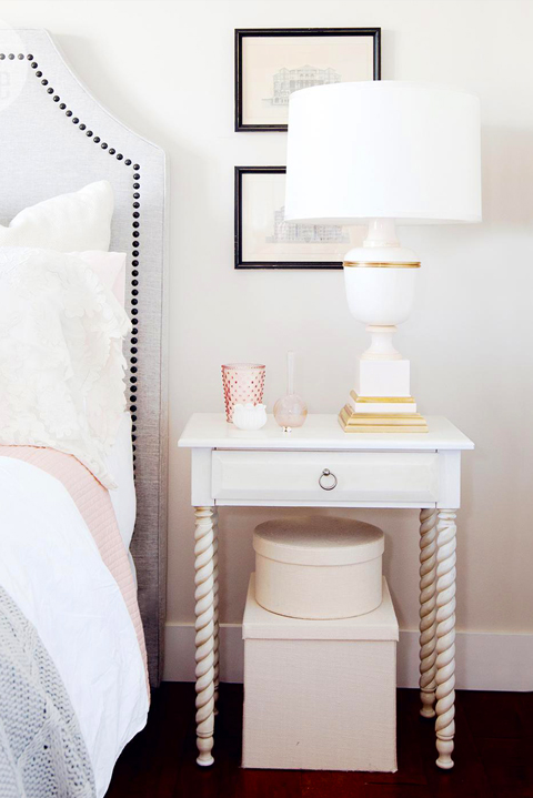 Jillian Harris' bedroom