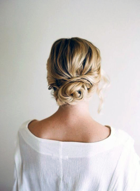 Beautiful  Shares Her Style The Twist And Bun Click For The Tutorial Below