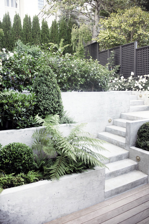 Garden stairs inspiration