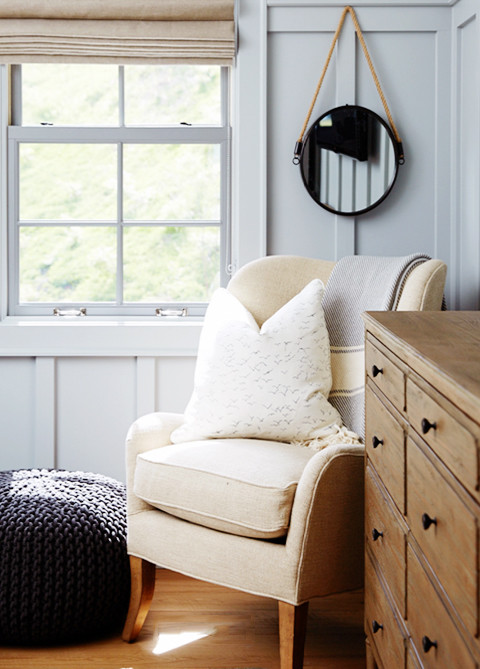 Cozy corner at the cottage