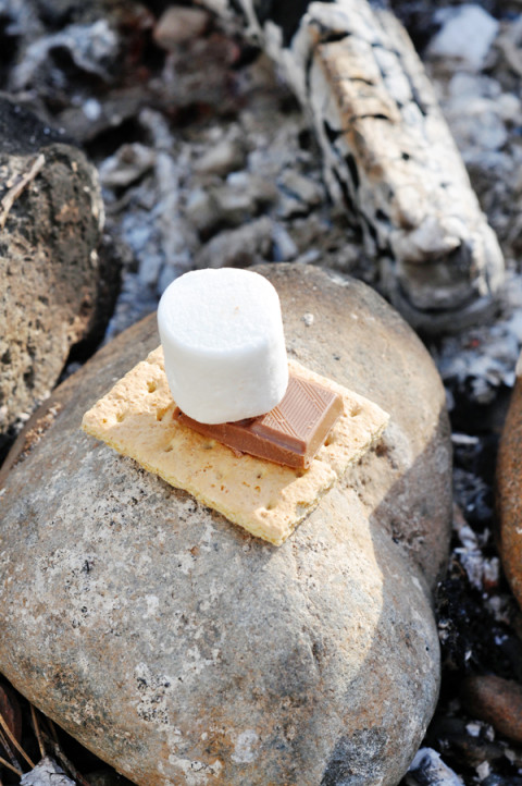 S'more fixins'