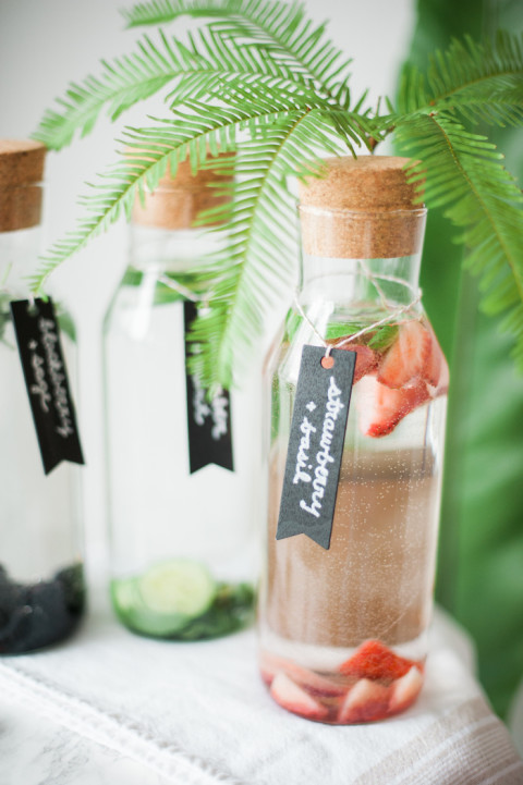 Water Station Infused Water Station