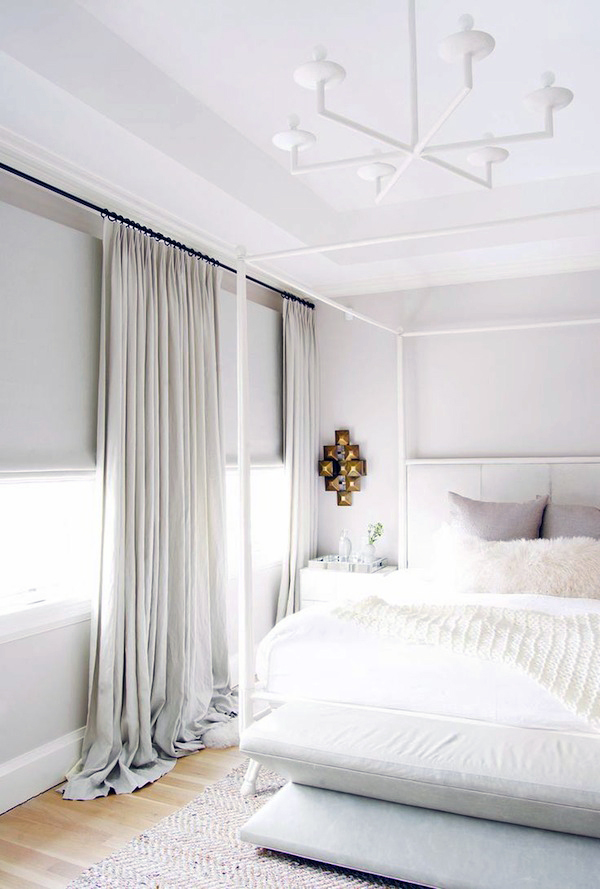 White bedroom Textured dining5 Things Every Well Designed Room Needs   lark   linen. Designed Bedroom. Home Design Ideas