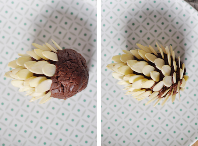 How To Make Cake Decoration Cone : Chocolate Pinecone Cake Toppers lark & linen