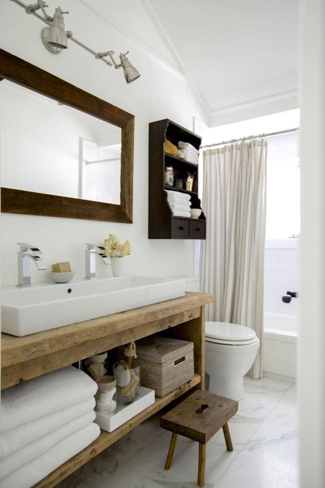 10x the most beautiful country bathrooms everything you Rustic country style bathrooms