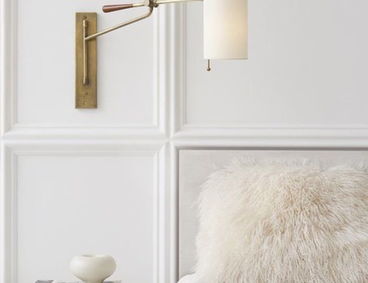 gold sconces