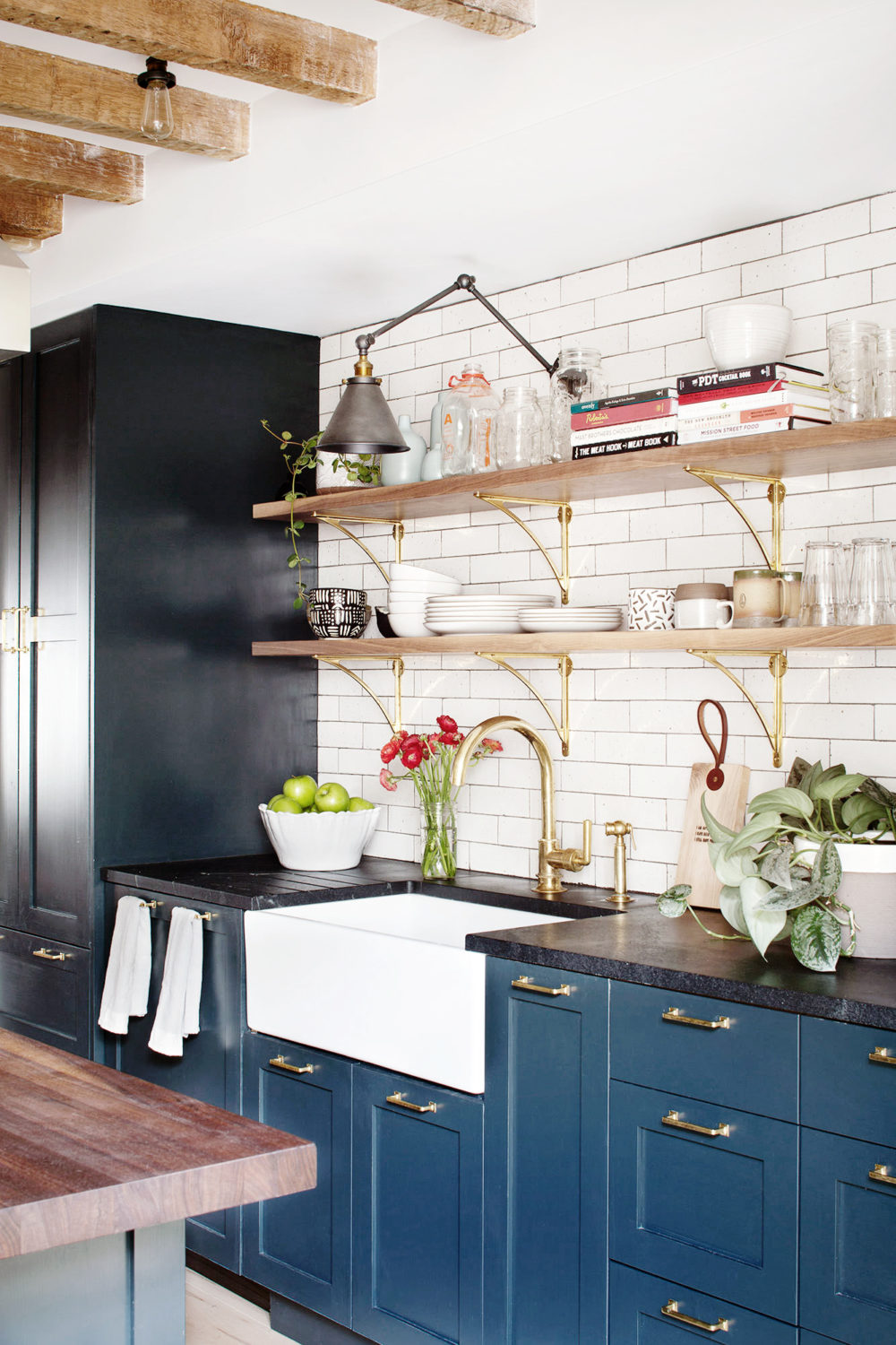 cute quirky brooklyn home tour lark linen