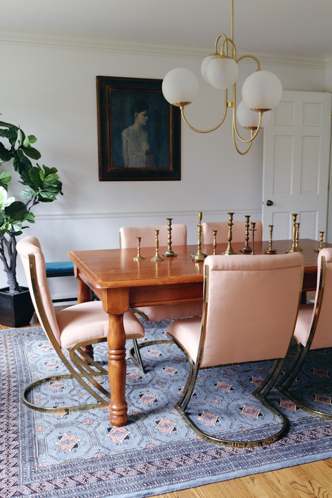 Design mistakes that almost everyone makes and how to for Regency dining room