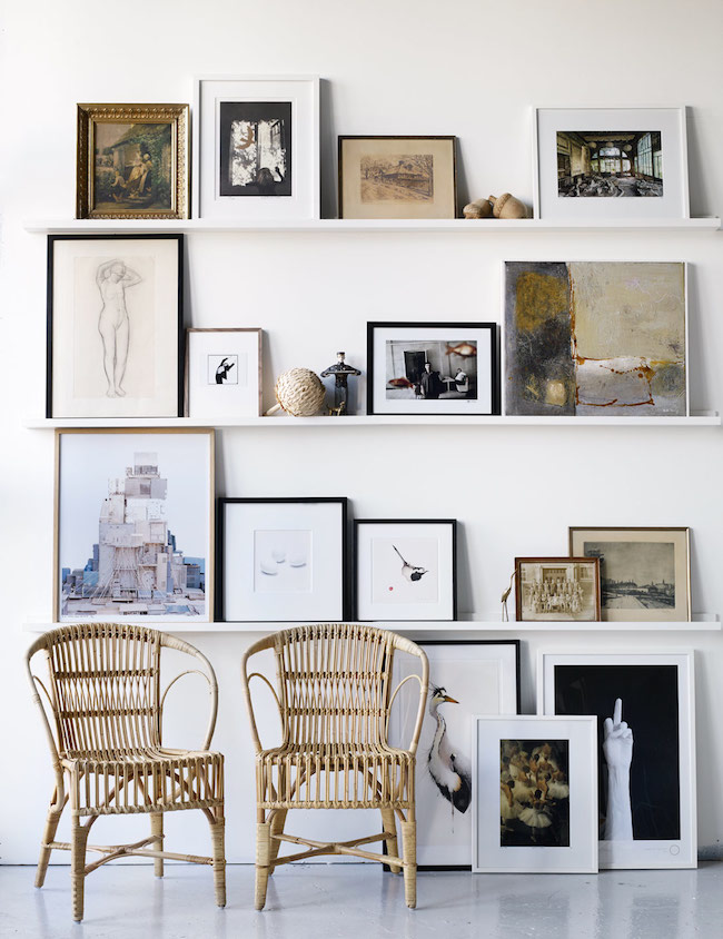 leaning-gallery-wall