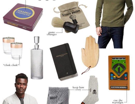 gift guide under $50 for hm, 2016
