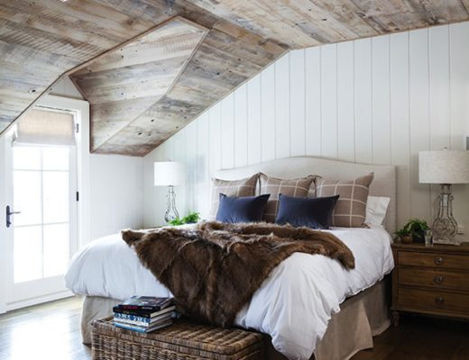 cozy countryhouse bedroom