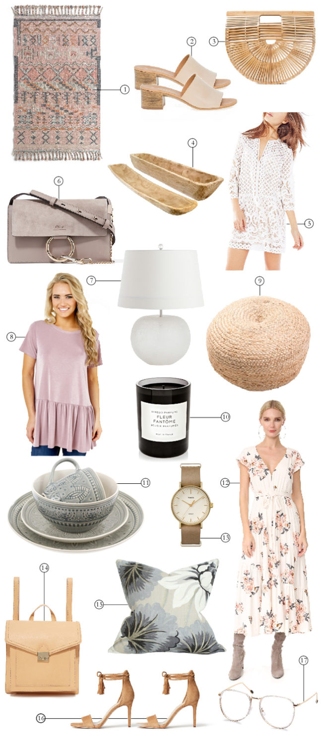 Currently Coveting spring