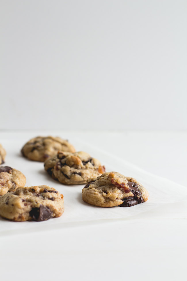 Bacon + Dark Chocolate Cookies-2