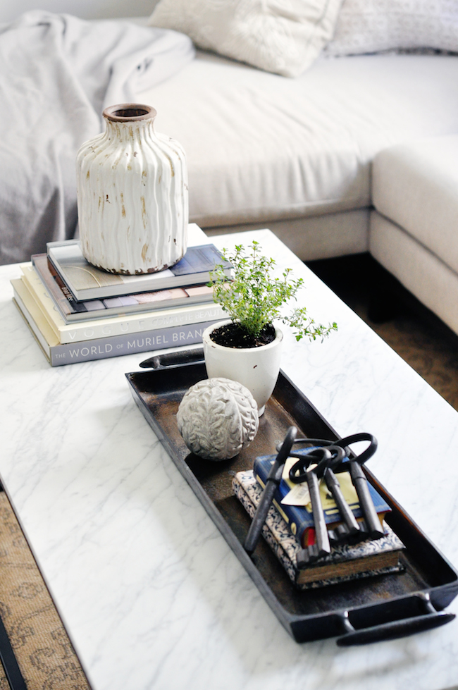 Super My Very Best Tricks For Styling Your Coffee Table Lark Linen Machost Co Dining Chair Design Ideas Machostcouk