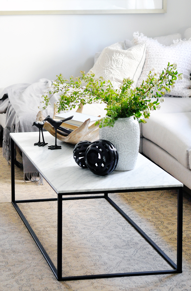 Terrific My Very Best Tricks For Styling Your Coffee Table Lark Linen Machost Co Dining Chair Design Ideas Machostcouk