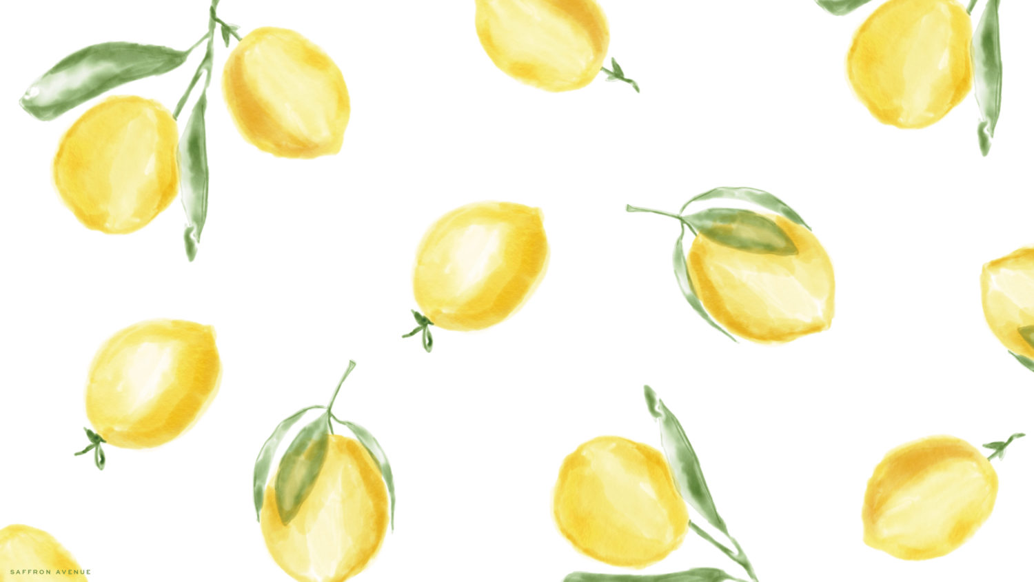 lemon desktop wallpaper large