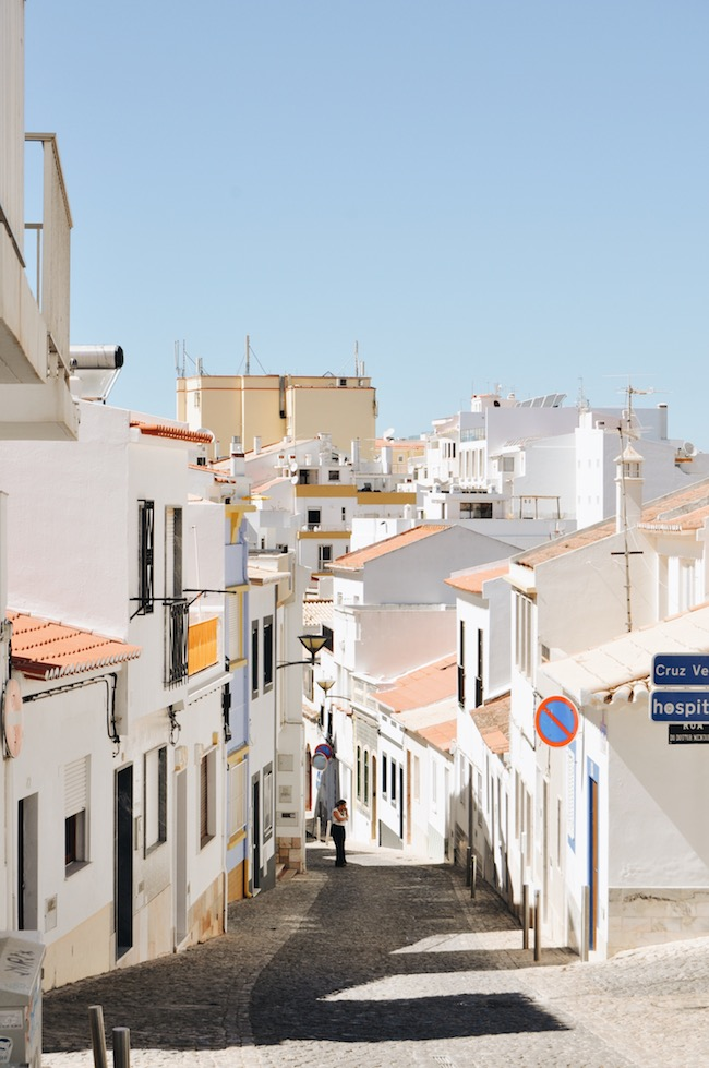 Streets of Lagos, Portugal