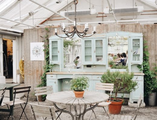 Farm to table restaurant in Stockholm, Sweden