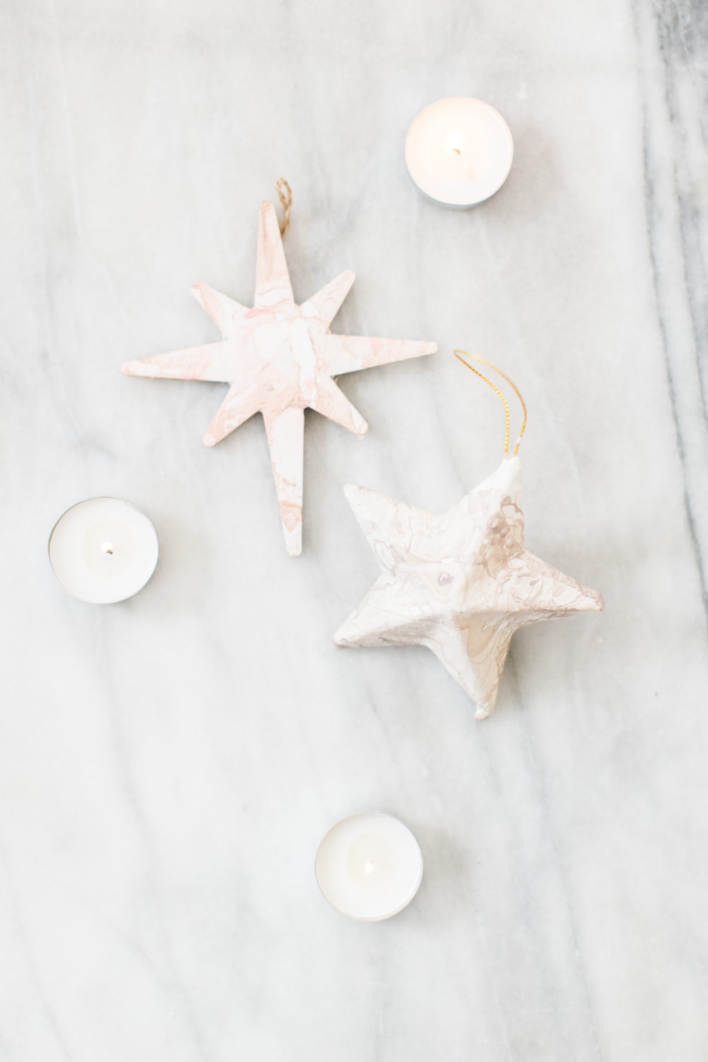 DIY Ornaments by Lark & Linen, Photo by Ruth Eileen Photography 5