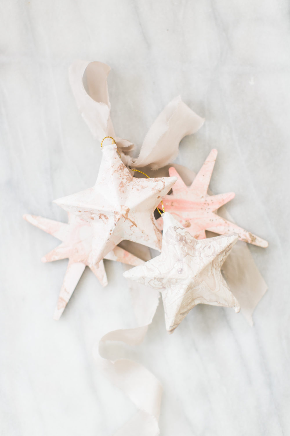 DIY Ornaments by Lark & Linen, Photo by Ruth Eileen Photography 1
