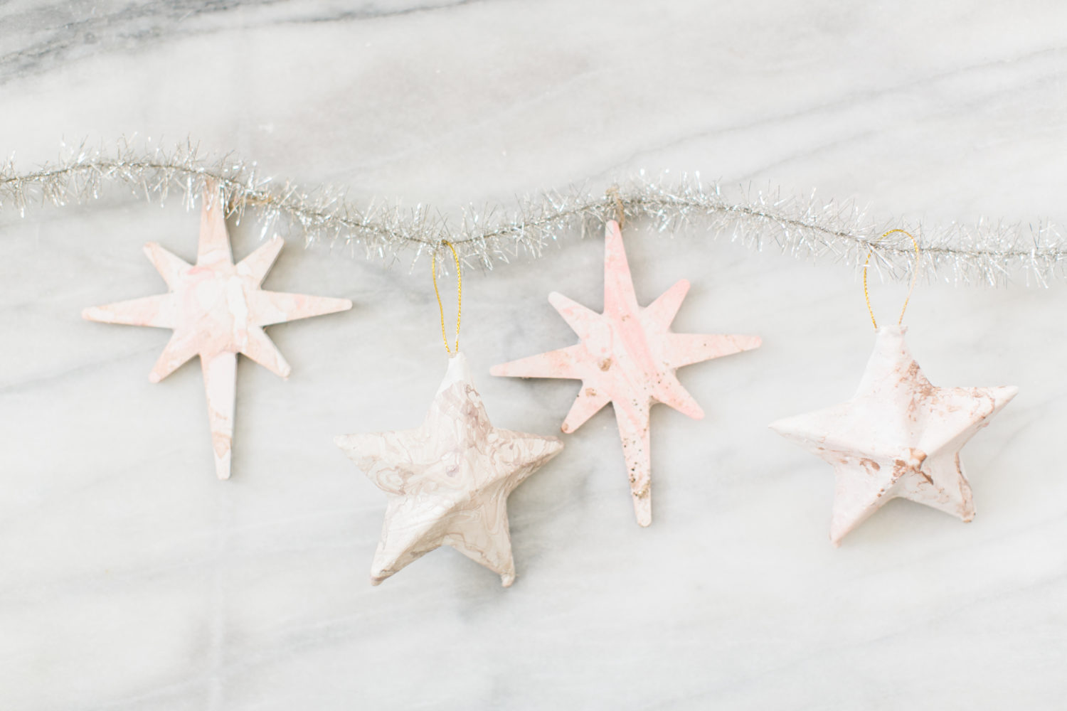 DIY Ornaments by Lark & Linen, Photo by Ruth Eileen Photography 4