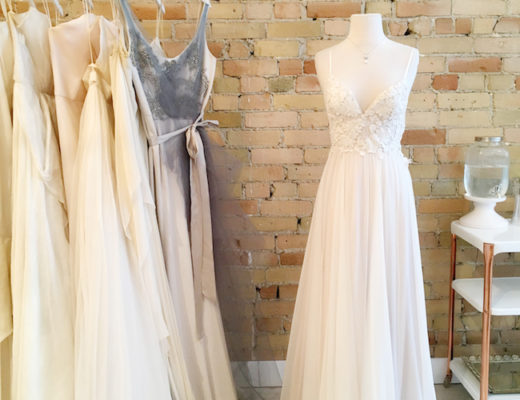 wedding dress shopping toronto