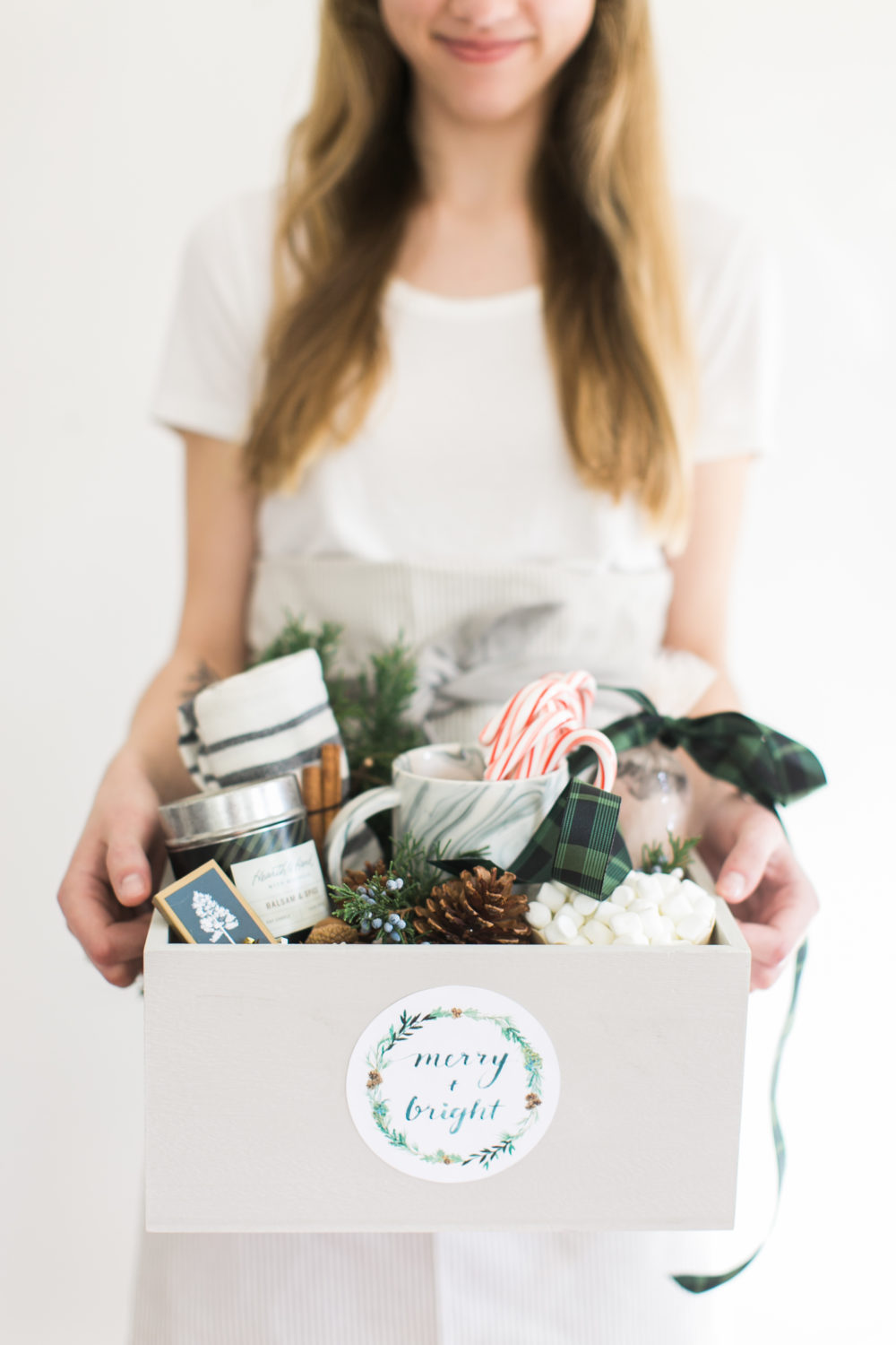 Lark & Linen Hot Cocoa Gift by Ruth Eileen Photography