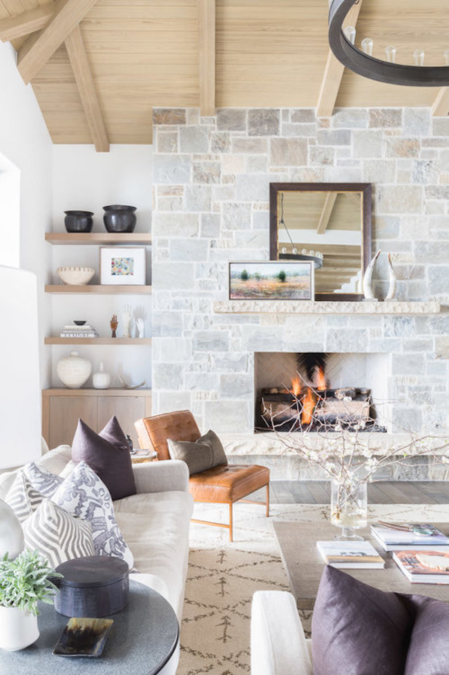 The prettiest modern farmhouse in the entire world for - Modern farmhouse living room ...
