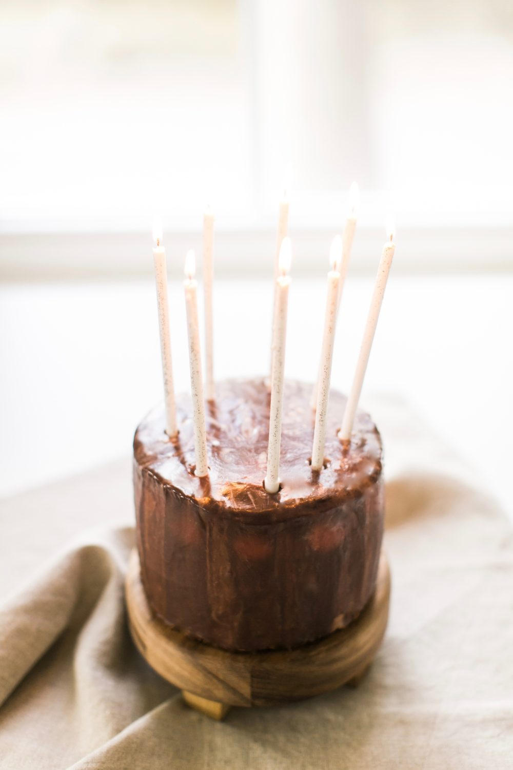 How To Make The Best Birthday Cake Ever Lark Linen