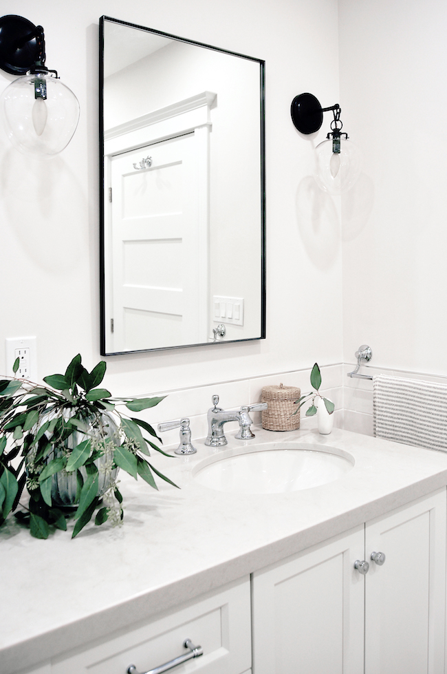 Client Reveal A Classic Washroom Renovation For